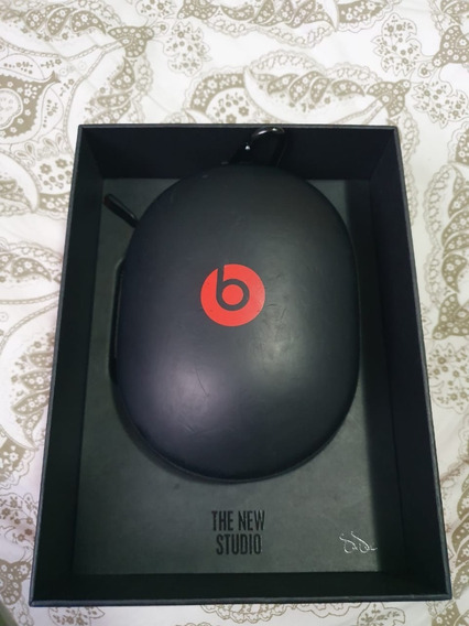 Beats Studio 2 Wireless Preto B0501 - 100% Original