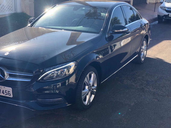 Mercedes-benz Classe C 1.6 Turbo 4p 2015