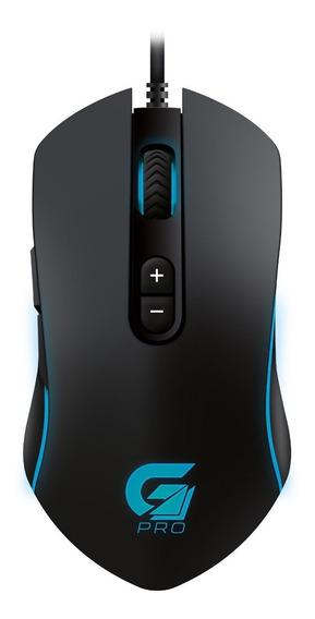 Mouse Gamer Pro M7 Rgb Preto Fortrek - Pode Retirar Em Nossa Loja
