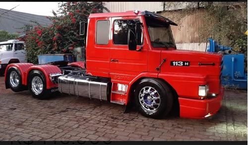 Imagem 1 de 14 de Scania 113 113h