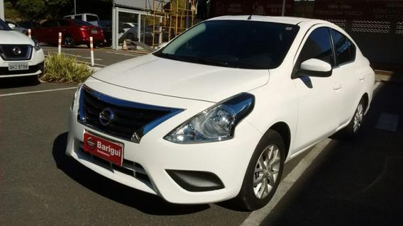 Nissan Versa Flex Sv 1.6 16v Cvt 2016/2017 8340