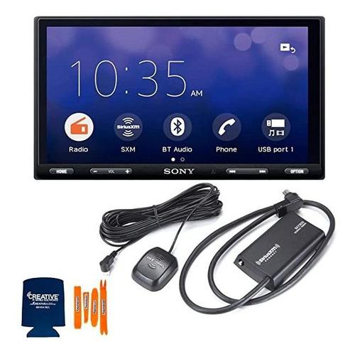 ® Sony Xav-ax5500 6.95 17.6-cm Bluetooth Media Receiver Siri