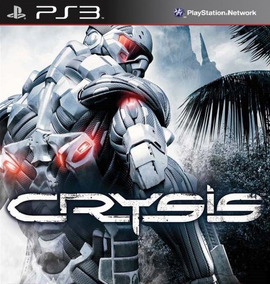 Crysis Ps3 - Mídia Digital