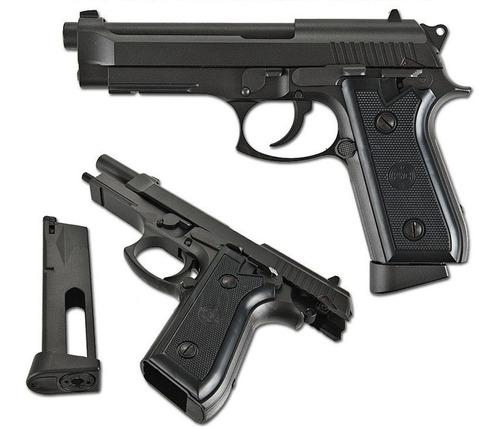 Pistola Balines Kwc Pt92 Blowback Rafaga / Hiking Outdoor