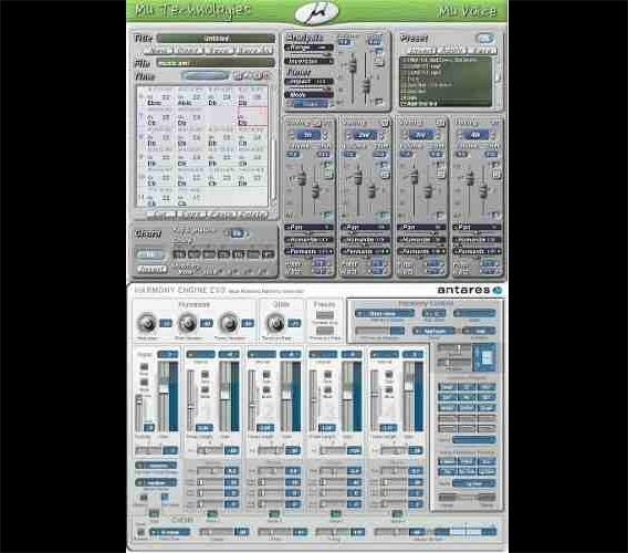 Harmonia Vocal Mu-voice & Harmony Engine Vst. + Brindes