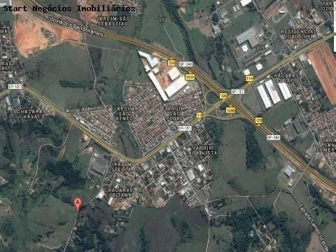 Área À Venda Em Chácaras Luzitana - Ar087230