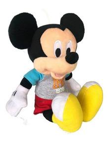 Mickey Ou Minnie Pelucia 25cm Original Disney Dtc