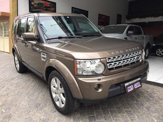 Land Rover Discovery 4 Se Diesel