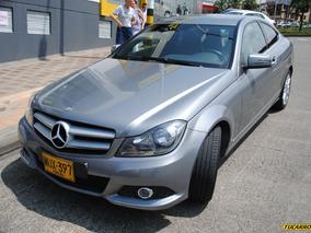 Mercedes Benz Clase C C180 Coupe
