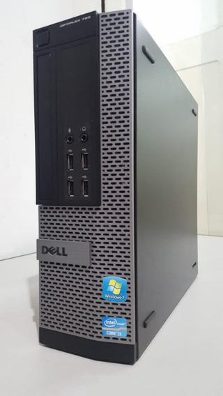 Dell Optiplex 790 Core I3 3.30 Ghz Hd 500gb 4gb Ram Win 7 Pro