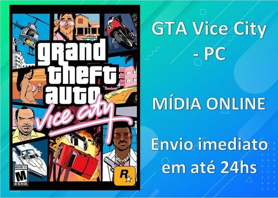 Gta Vice City - Pc - Português - Midia Digital