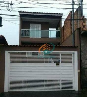 Imagem 1 de 20 de Sobrado Com 4 Dormitórios À Venda, 370 M² Por R$ 689.900,00 - Jardim São João - Guarulhos/sp - So0108