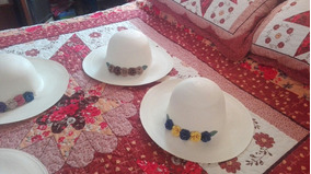 c2f6c5a7019b4 Vendo Sombrero Mexicano Original - Vestuario y Calzado en Mercado ...