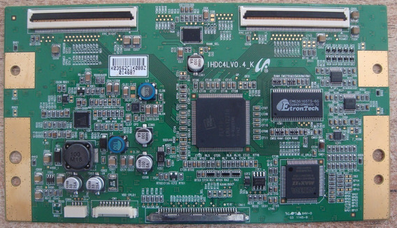 Placa T Con I Hdc4lv0.4 K Para Samsung Lh46cbplbhlzd