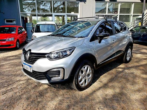 Renault Captur Zen 2.0 2019 13.000km Fcio. T/usado Oport.