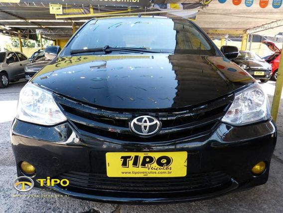 Toyota Etios Xls Sedan 1.5 Flex 16v 4p Mec.