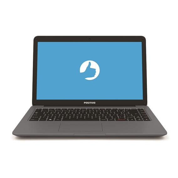 Notebook Positivo Motion I3464ai Core I3 4gb Tela 14 Hd Linux Cobaltgray