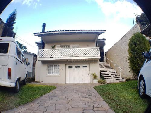 Casa Com 3 Dormitórios À Venda, 164 M² Por R$ 480.000,00 - Canudos - Novo Hamburgo/rs - Ca2456