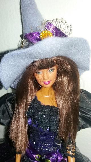 Barbie Fashion Traje Bruxinha