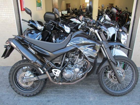 Yamaha Xt 660r 2017 Preta