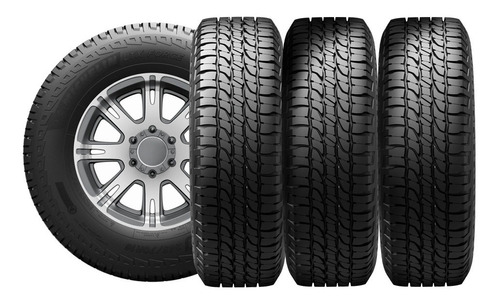 Imagen 1 de 9 de Set 4 Llantas Michelin 235/65 R17 Ltx Force