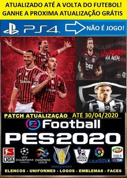 Patch Pes 2020 Ps4-envio Imediato! Cr7 Juventus, Serie B