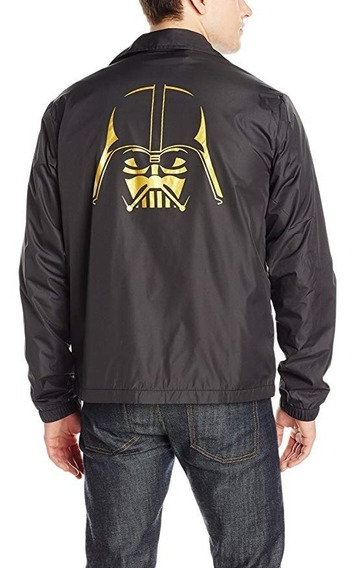 Lrg Star Wars X Darth Vader Coach Jacket Talla - Xl