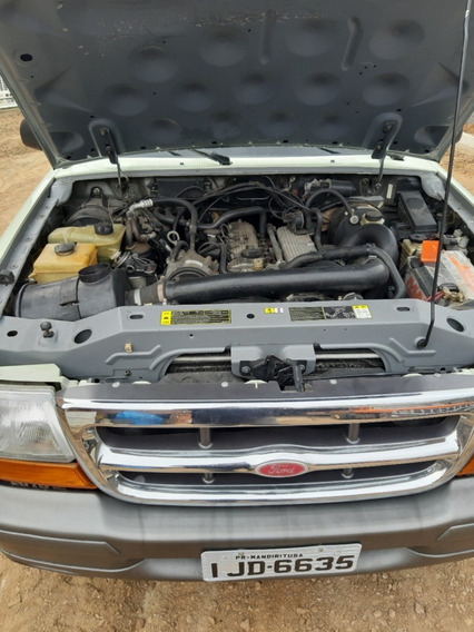 Ranger Xlt Cab Estendida Splash 4x4 , Diesel 2.5