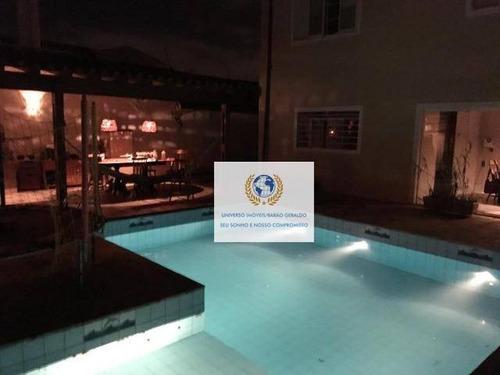 Casa Com 4 Dormitórios À Venda, 340 M² Por R$ 950.000,00 - Jardim Santa Genebra - Campinas/sp - Ca1374