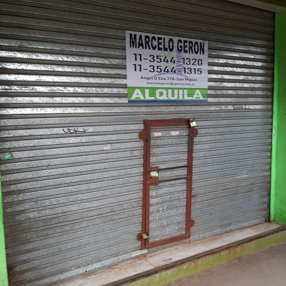 Local Comercial , A Mts De Plaza San Miguel