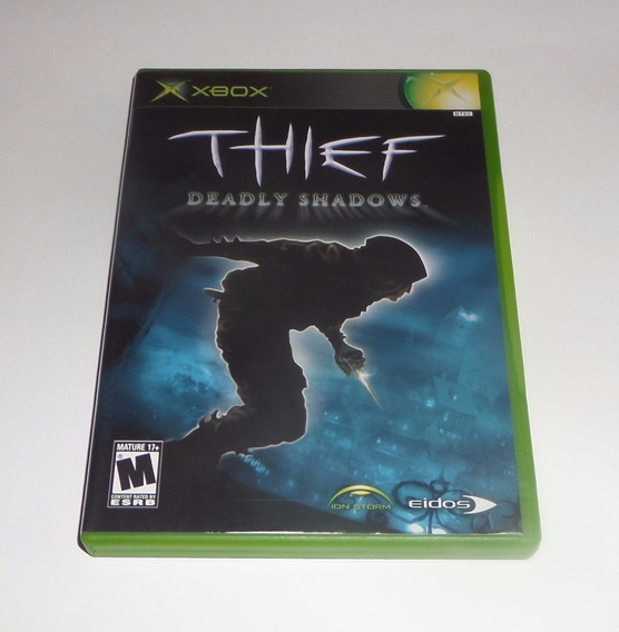 Thief: Deadly Shadows Original Completo Xbox Clássico