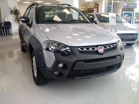 Fiat Strada Retirala Con $75000 Y Cuotas Tomo Auto Moto Plan