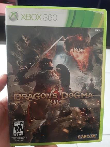 Dragons Dogma Xbox Xbox 360
