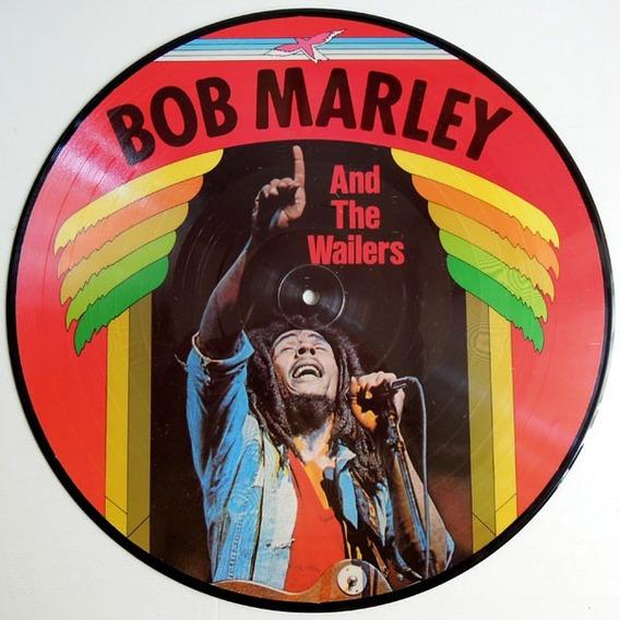 Bob Marley & The Wailers - Bob Marley And The Wailers Lp Pic