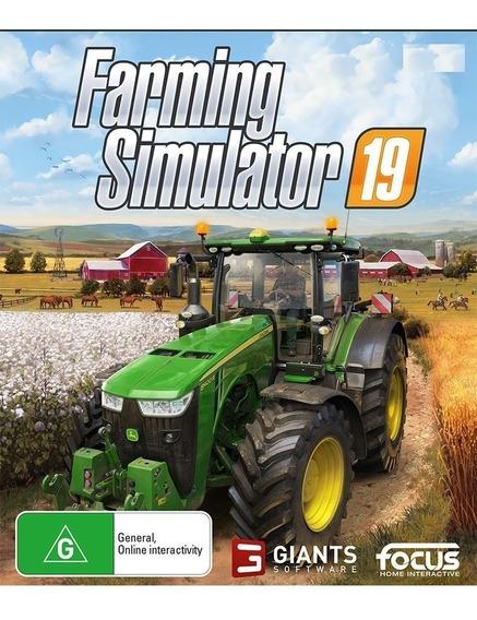Farming Simulator 19 - Pc Online