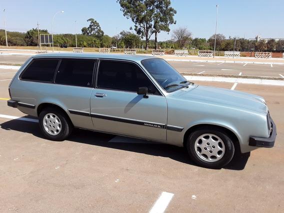Chevrolet/gm Marajó Sl 1981