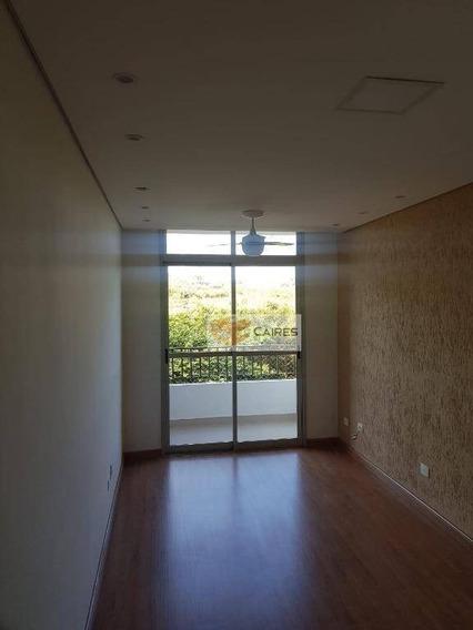 Apartamento Com 3 Dormitórios À Venda, 78 M² Por R$ 390.000 - Jardim Anton Von Zuben - Campinas/sp - Ap7008
