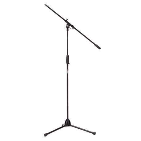 Stand Micro 01 Pie Jirafa P/ Microfono Hierro