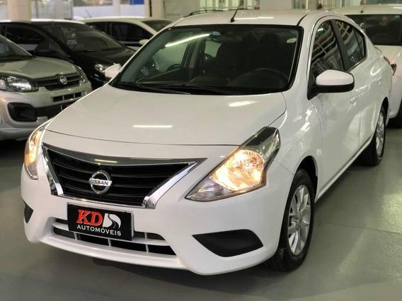 Nissan Versa 1.6 Sv Xtronic