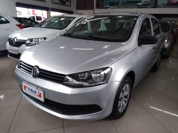 Volkswagen Voyage 1.6 Mi Trendline 8v Flex Sem Entrada Uber