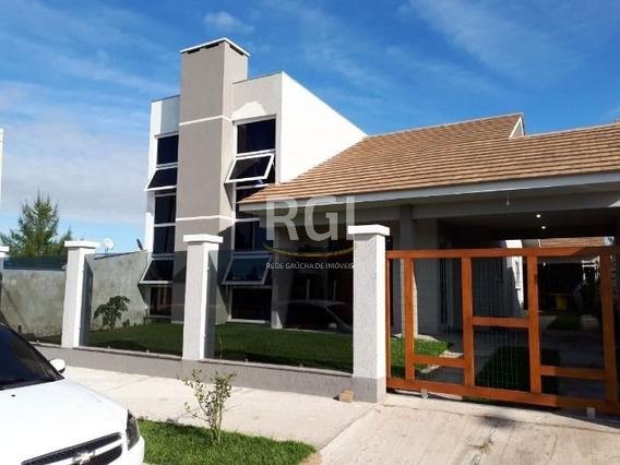 Casa Em Atlântida Sul (distrito) Com 4 Dormitórios - Ev3497