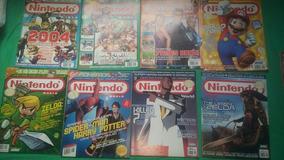 Revistas Nintendo World Lote ( N` 65,66,67,70,71,72,81,84)
