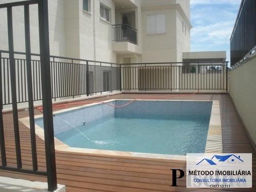 Apartamento Para Venda Em Santo André, Campestre, 3 Dormitórios, 1 Suíte, 2 Banheiros, 2 Vagas - 11777_1-690011