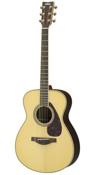 Violao Yamaha Ls6 Are Eletro Acustico Na Cheiro De Musica