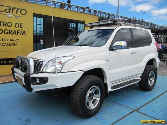 Toyota Land Cruiser Prado Europea