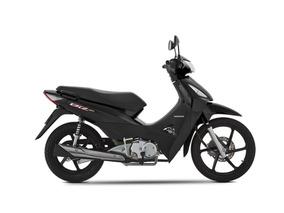 Honda Biz125 Negra 2018 0km Biz 125 Avant Motos