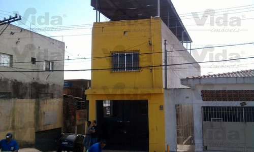 Imagem 1 de 15 de Prédio Inteiro À Venda Em Quitaúna  -  Osasco - 37503