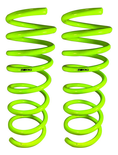 Espirales Progresivos Tras Ford Focus 2 Duratec Rg Sportkit