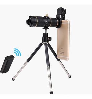 Lente De Celular Zoom 15x Lente Camera Telescópica Universal