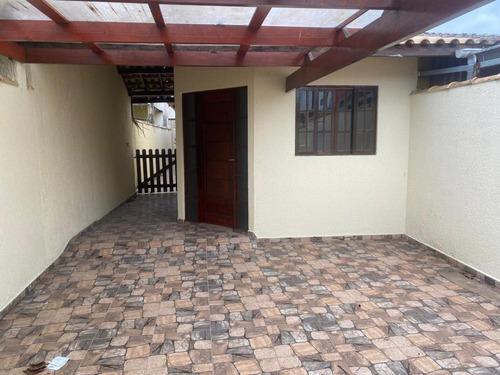 Casa Para Venda Em Itanhaém, Balneário Gaivota, 2 Dormitórios, 1 Suíte, 2 Banheiros, 2 Vagas - It145_2-1043993